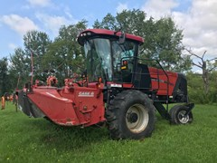 Windrower-Self Propelled For Sale Case IH WD2303 , 220 HP