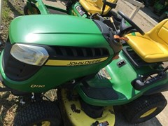 Riding Mower For Sale:  2011 John Deere D130 , 22 HP