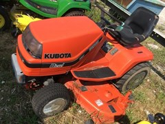 Riding Mower For Sale:   Kubota G1900