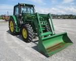 Tractor For Sale: 2010 John Deere 6330, 105 HP