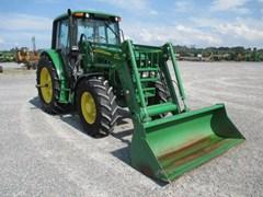 Tractor For Sale:  2010 John Deere 6330 , 105 HP