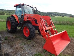 Tractor For Sale 2012 Kubota M8560HDC , 76 HP