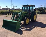 Tractor For Sale: 2014 John Deere 5055E, 55 HP