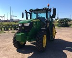 Tractor For Sale: 2015 John Deere 6145R, 145 HP