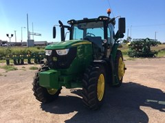 Tractor For Sale 2015 John Deere 6145R , 145 HP