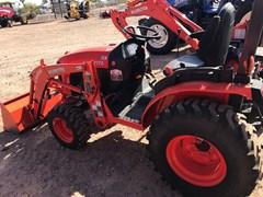 Tractor :  Kubota B2301HSD