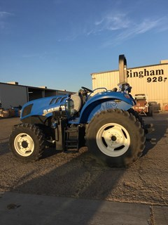 Tractor :  2015 New Holland TS6.110