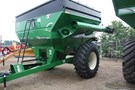 Grain Cart For Sale:  2015 Brent 576