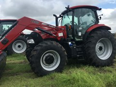 Tractor For Sale:  Case IH MAX115