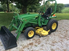 Tractor For Sale:  1994 John Deere 855 , 19 HP