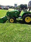 Tractor For Sale:  2014 John Deere 3032E , 32 HP