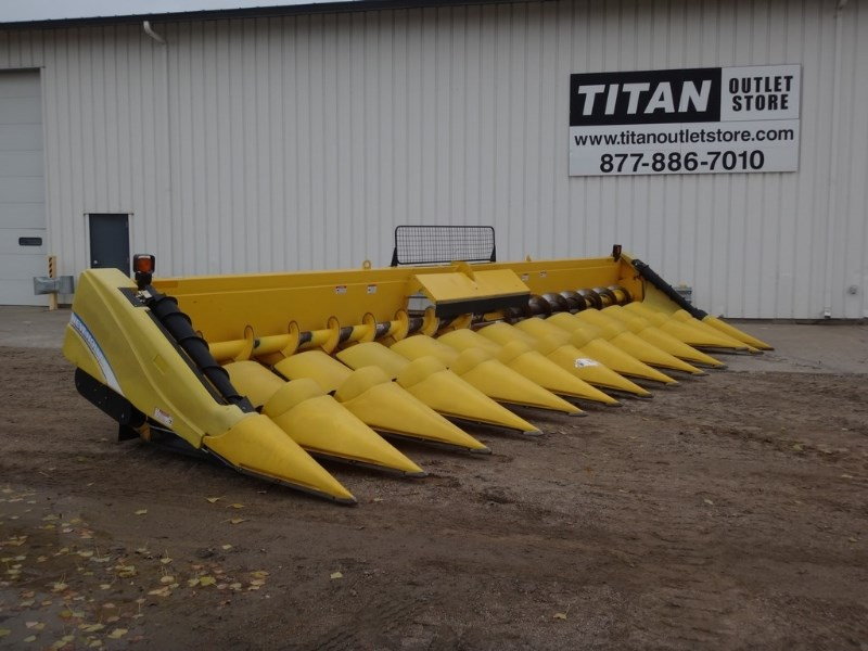 2013 New Holland 99C, 12R30, Fits CR940/6090/9080, Rotary Knife Cabezales para maíz a la venta