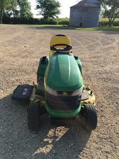 Riding Mower For Sale:  2013 John Deere X360
