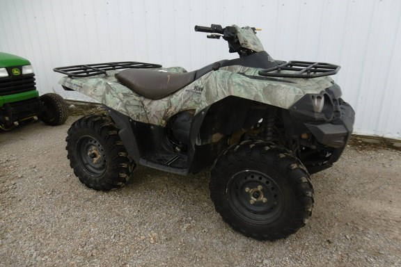 2008 Kawasaki Brute Force 750 ATV For Sale