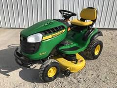 Riding Mower For Sale 2016 John Deere S240 , 18 HP