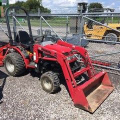 Tractor For Sale:  2006 Mahindra 1815 , 18 HP