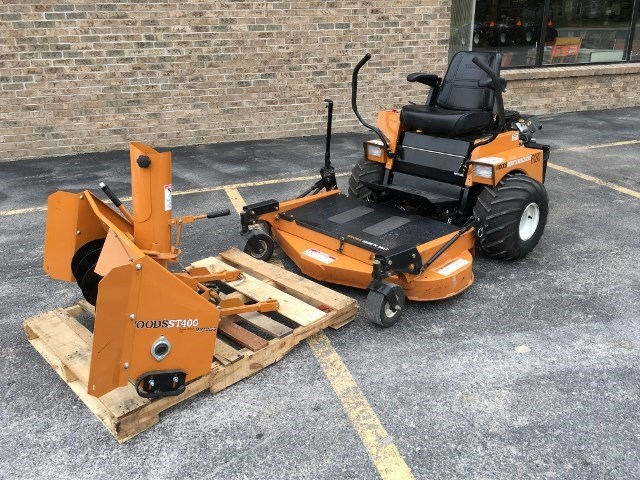 2000 Woods 6180 Riding Mower For Sale