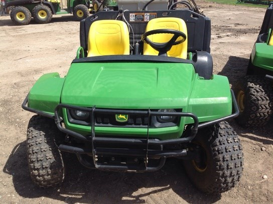 2010 John Deere TH 6X4 D Utility Vehicle For Sale