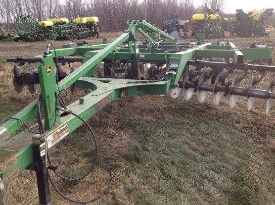 2007 John Deere 512 Rippers For Sale