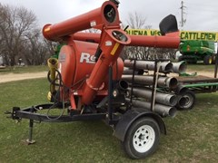 Grain Vac For Sale:  2010 Rem 2700
