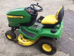 Riding Mower For Sale:  2008 John Deere X300 , 17 HP