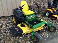 Riding Mower For Sale:  2014 John Deere Z665
