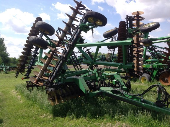 1995 John Deere 635 Disk Harrow For Sale