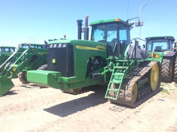 2002 John Deere 9520T Tractor For Sale