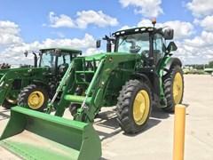 Tractor For Sale:  2015 John Deere 6175R , 175 HP