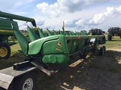 Header-Corn For Sale:  2014 John Deere 612C