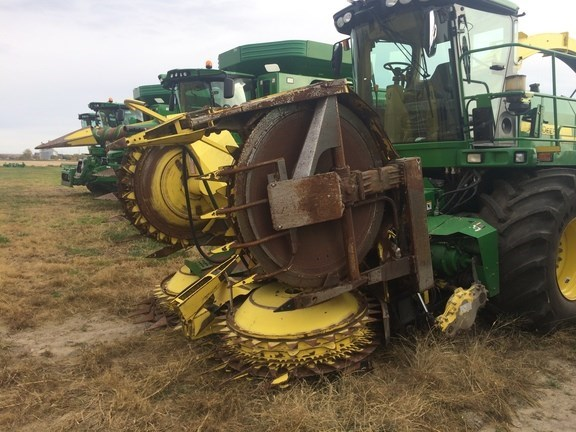 2009 John Deere 678 Forage Head-Rotary For Sale