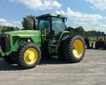 Tractor For Sale: 1996 John Deere 8100, 160 HP