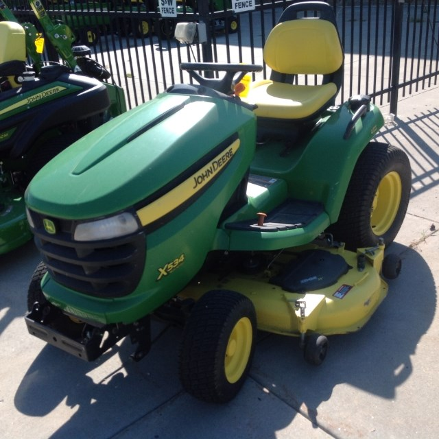 2010 John Deere X534 Riding Mower For Sale