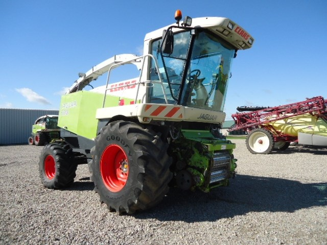 2001 Claas 900 Forage Harvester-Self Propelled For Sale
