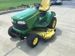 Riding Mower For Sale:  2002 John Deere X495 , 24 HP