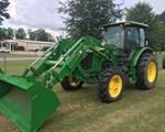 Tractor For Sale: 2015 John Deere 5085E, 85 HP