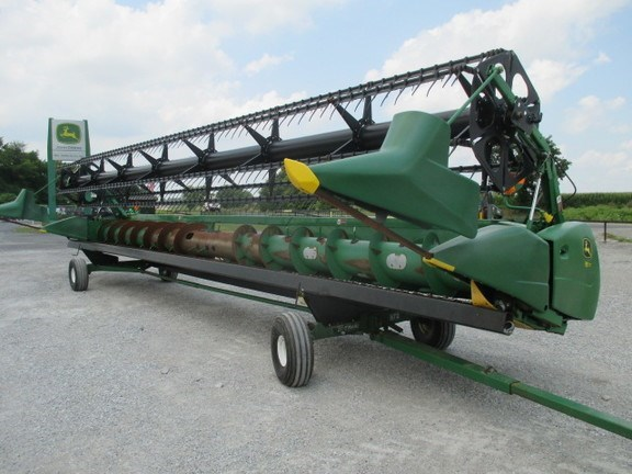 2008 John Deere 635F Header-Flex For Sale