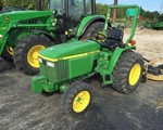Tractor For Sale: 2004 John Deere 790, 30 HP
