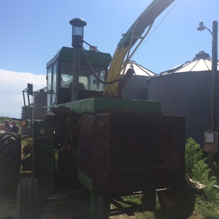 1985 John Deere 5460 Forage Harvester-Self Propelled For Sale