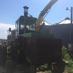 Forage Harvester-Self Propelled For Sale:  1985 John Deere 5460