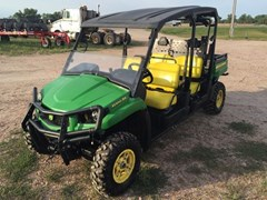 Utility Vehicle For Sale:  2012 John Deere XUV 550 S4