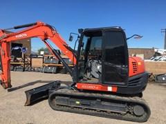 Excavator-Track :  Kubota KX080-4R3A
