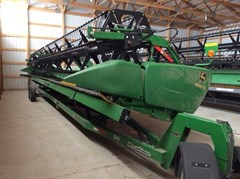 Header-Flex/Draper For Sale:  2015 John Deere 640FD