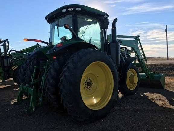 2014 John Deere 7230R Tractor For Sale