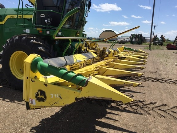 2008 John Deere 710 Forage Head-Rotary For Sale