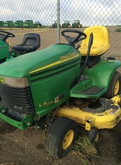 Riding Mower For Sale:  2003 John Deere LX279