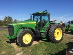 Tractor For Sale 2005 John Deere 8320 , 215 HP
