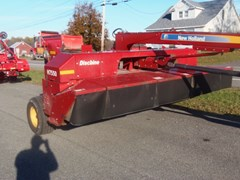 Disc Mower For Sale New Holland H7550