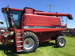 Combine For Sale 1998 Case IH 2344