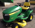 Riding Mower For Sale: 2012 John Deere X310, 18 HP